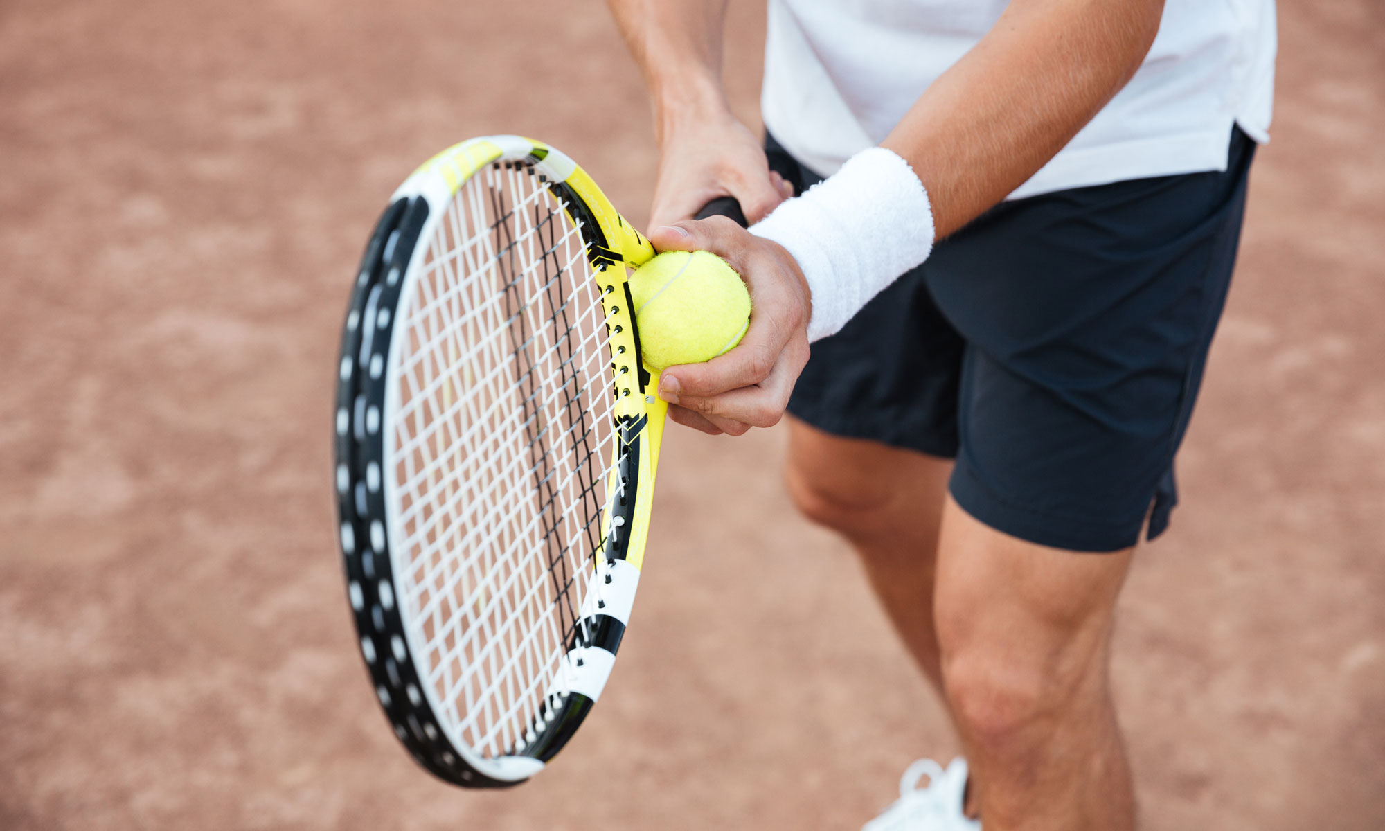 Tennis Racket Shopper
